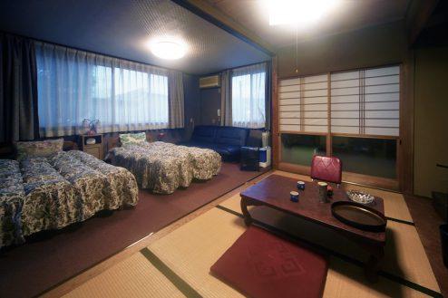 1.橋本旅館スタジオ|客室・和洋室
