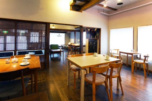 橋本珈琲キッチンスタジオ|喫茶店・カフェ・厨房・食器・旅館・ハウススタジオ