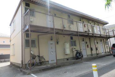 大泉学園アパート|家具付き・和室・洋室・キッチン・外観・共用部・駐車場・ハウススタジオ|東京