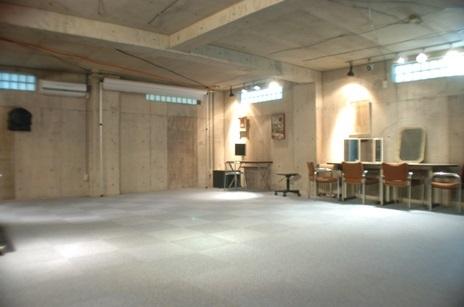 15.スタジオカサブランカ|BF・地下スタジオ