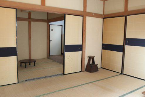 8.昭和レトロアパートスタジオ|和室