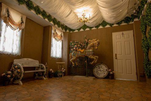 13.Studio Rosarium|2F・ヴァイスヴァルトの花嫁