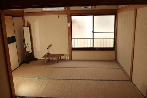 9.昭和レトロアパートスタジオ|和室