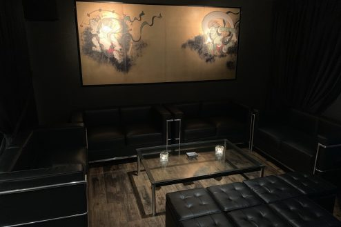 3.Hero's Bar 店内