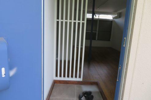 22.大泉学園アパート|室内・玄関