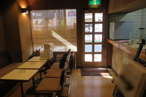 3.新宿5丁目喫茶店|店内