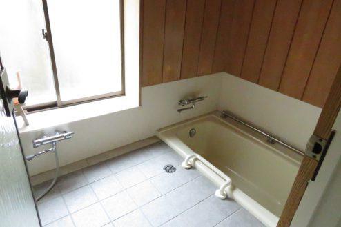 18.新江古田戸建て|お風呂