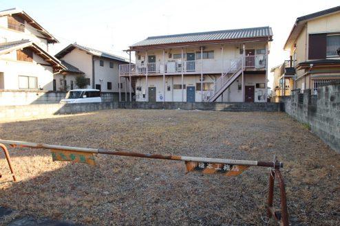18.昭和レトロアパートスタジオ|外観