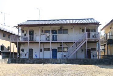 昭和レトロアパートスタジオ|1棟貸し・貸切・和室・キッチン・共用部・外観