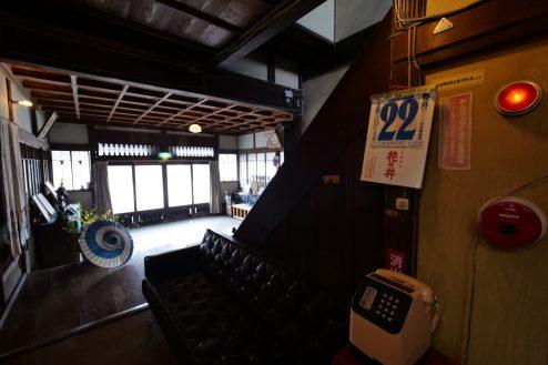 18.橋本旅館スタジオ|ロビー付近