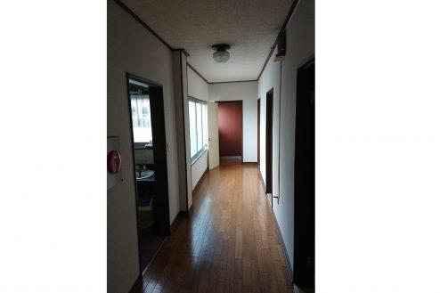 17.橋本旅館スタジオ|廊下