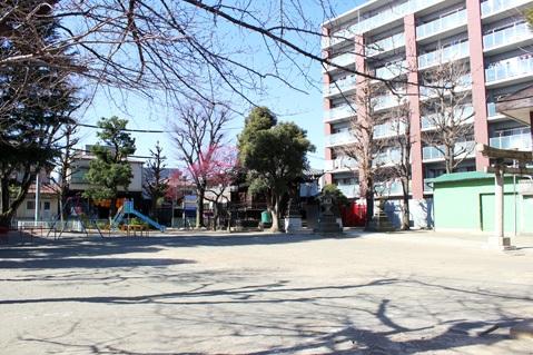 6.23区内の公園|公園内