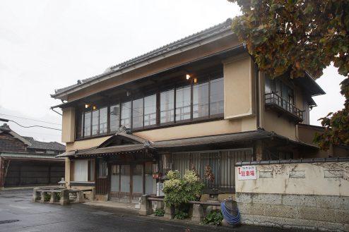 23.橋本旅館スタジオ|外観