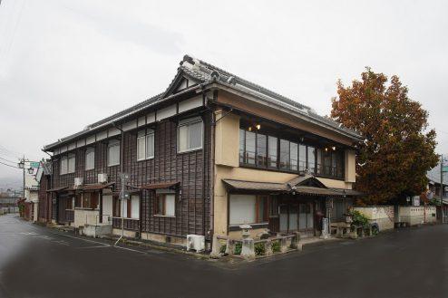 25.橋本旅館スタジオ|外観