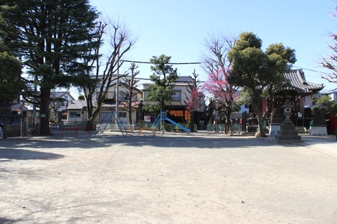 1.23区内の公園|公園内
