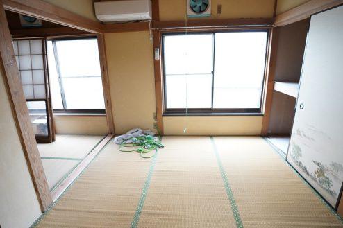 3.昭和レトロアパートスタジオ|和室