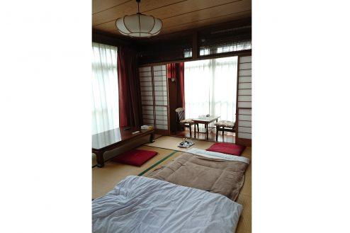3.橋本旅館スタジオ|客室・和室