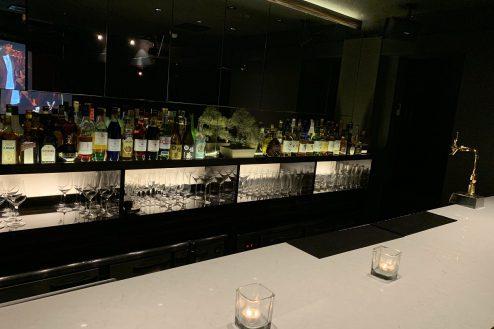 4.Hero's Bar|カウンター