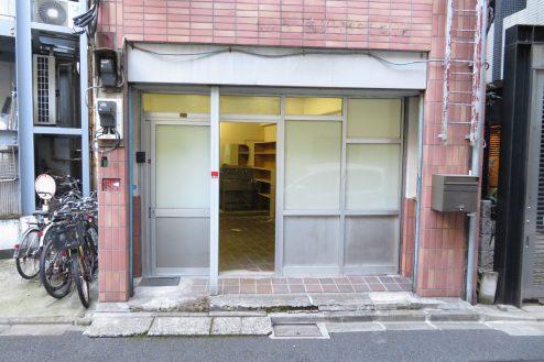 小川町雑居ビル|工場・事務所・地下・下町・ベランダ|東京