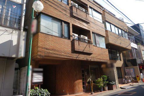 18.新宿5丁目喫茶店|外観