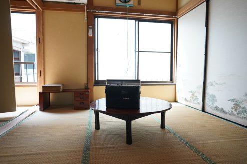 1.昭和レトロアパートスタジオ|和室