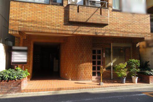 19.新宿5丁目喫茶店|外観