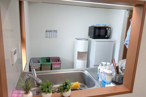 7.スタジオ和洋空間 マンション|キッチン
