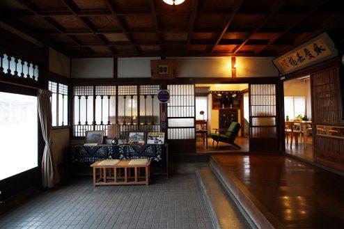 15.橋本旅館スタジオ|玄関・ロビー