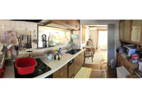 2.平塚戸建て|キッチン