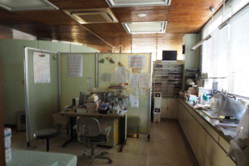 9.佐藤病院|治療室