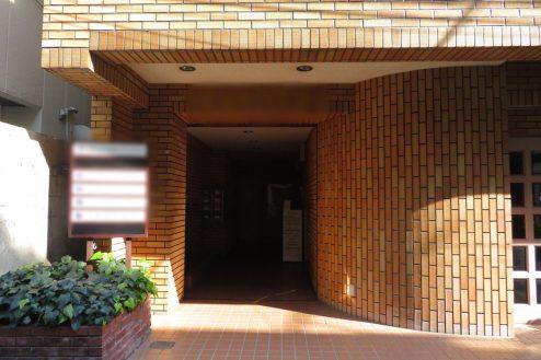 23.新宿5丁目喫茶店|外観