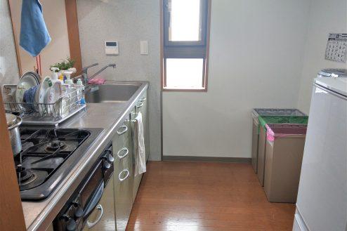 8.スタジオ和洋空間 マンション|キッチン