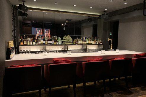 1.Hero's Bar|カウンター