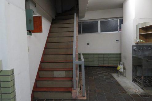 10.小川町雑居ビル|ビル内