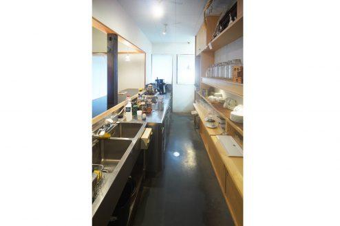 9.橋本珈琲キッチンスタジオ|厨房