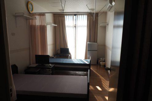 5.佐藤病院|病室(大部屋)