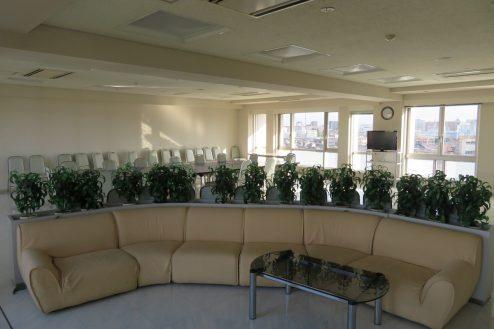 12.東大和オフィス|休憩室