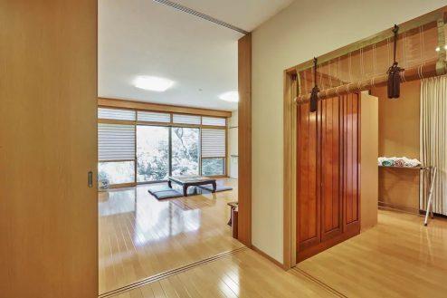 10.牛込柳町戸建て|1F・洋室(80㎡)