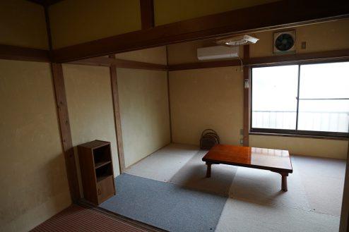 7.昭和レトロアパートスタジオ|和室