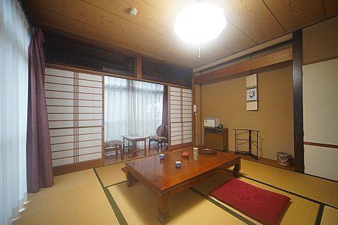 4.橋本旅館スタジオ|客室・和室