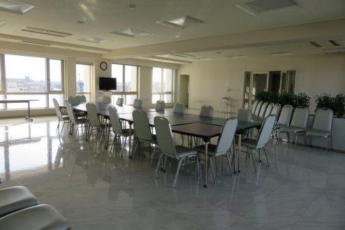 11.東大和オフィス|休憩室