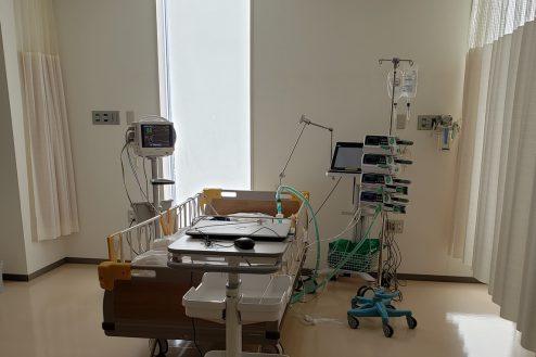 30.港区病院|ICU設定イメージ