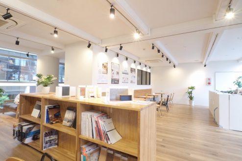 5.吉祥寺オフィススタジオ|室内・FREE SPACE