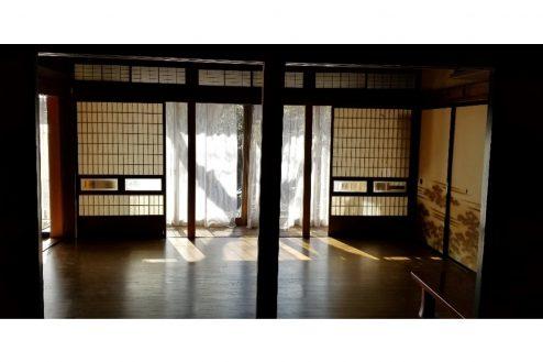 6.古民家スタジオまきのした住宅|和室・板の間