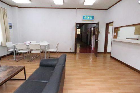 25.大型戸建スタジオ・旧ビジネスホテル|食堂・キッチン