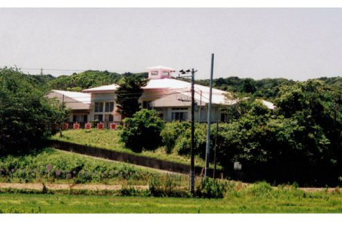 5.ゆうひが丘保育園|外観