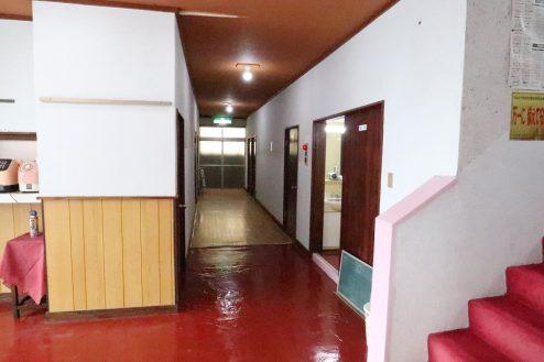 7.大型戸建スタジオ・旧ビジネスホテル|玄関ロビー