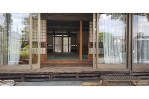 22.古民家スタジオまきのした住宅|縁側・中