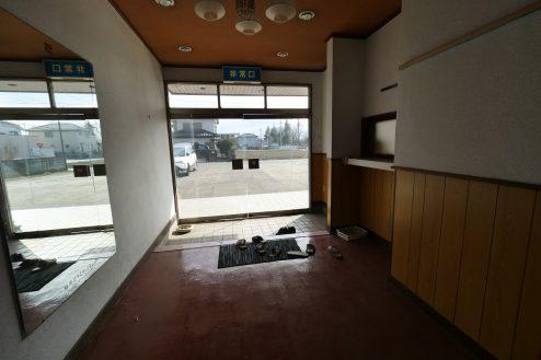5.大型戸建スタジオ・旧ビジネスホテル|玄関
