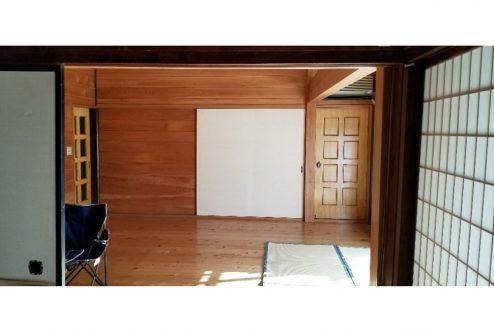 8.古民家スタジオまきのした住宅|洋室